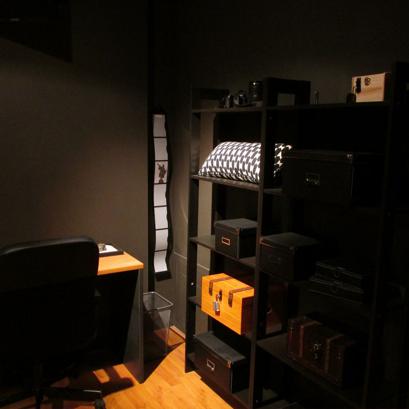 Escape Room Secret Agent Room