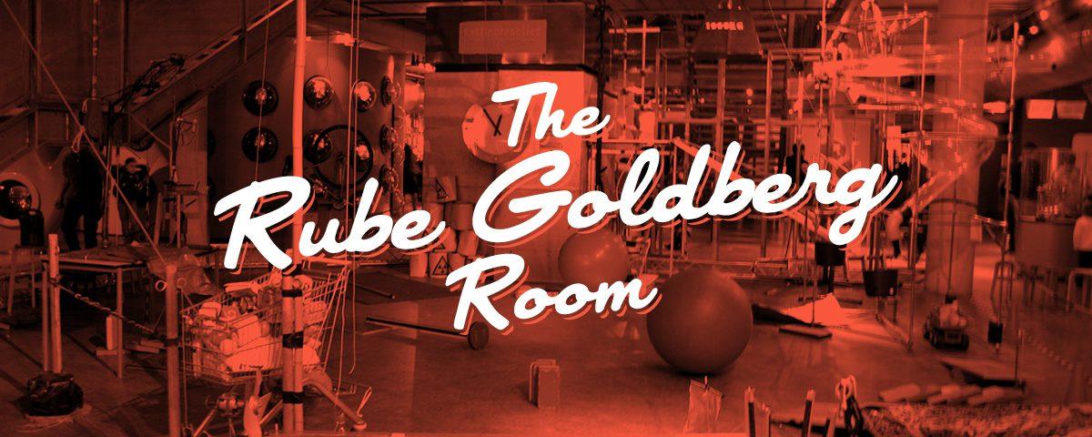 mazebase game room rube goldberg