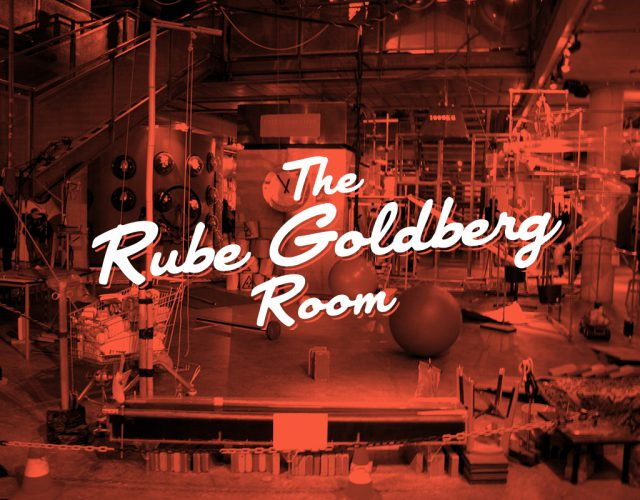 mazebase game room rube goldberg